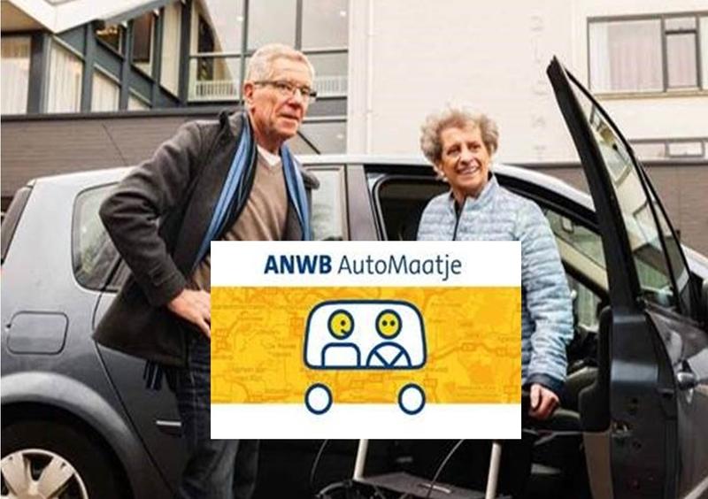 man vrouw auto